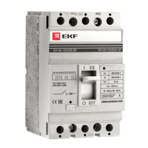 08.03 Выключатели нагрузки ВН-99 до 800А EKF PROxima
